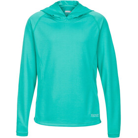 Marmot Kylie Hoody Girls Turf Green